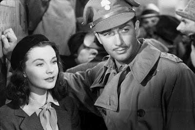 Waterloo Bridge (1940): Vivien Leigh and Robert Taylor