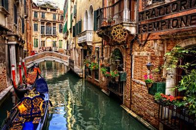 Отдых в Италии. Венеция