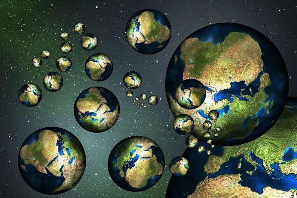 Una Partícula Existe en Múltiples Estados
