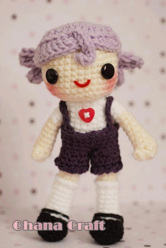 New - Amigurumi Doll Tutorial Not English | bunda-daffa.com