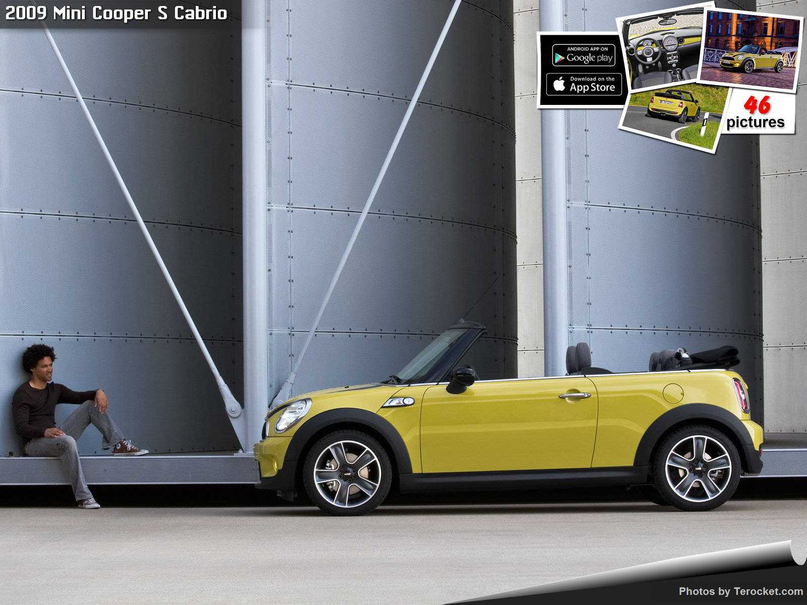 Hình ảnh xe ô tô Mini Cooper S Cabrio 2009 & nội ngoại thất