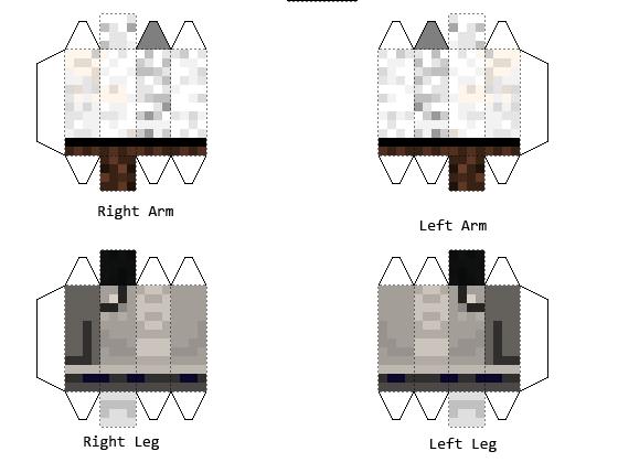 Foro de Minecraft PC: Todos los skins en 3DJuegos