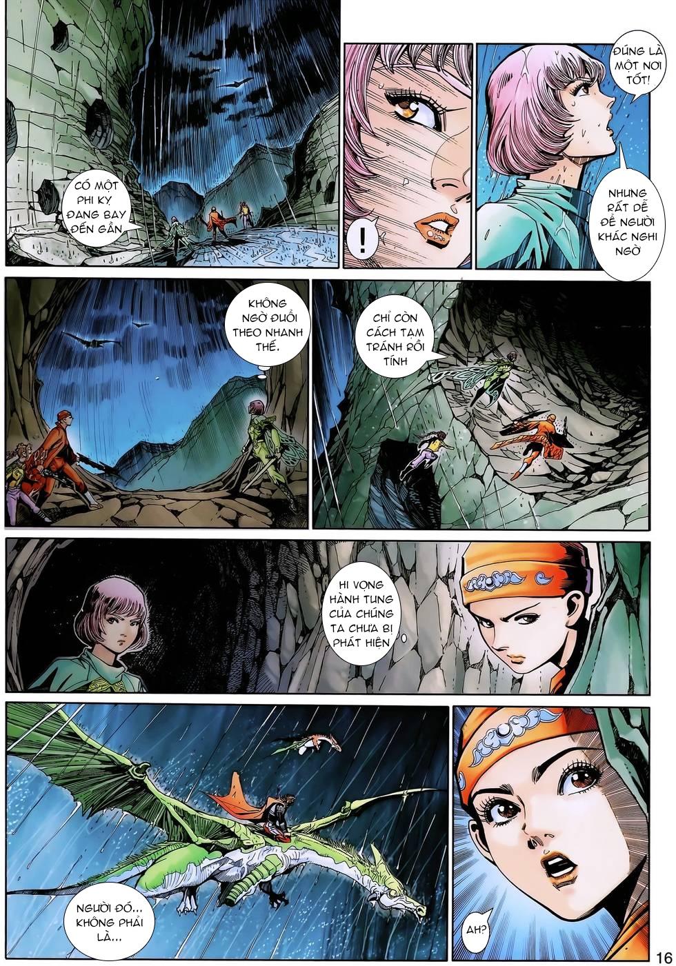 Thần binh huyền kỳ 3 - 3.5 tập 146 - 14