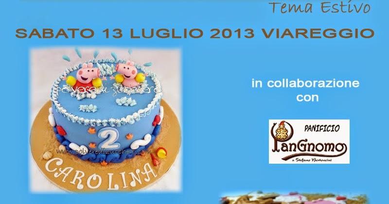 Corso di cake design a Viareggio Polvere di Zucchero ...