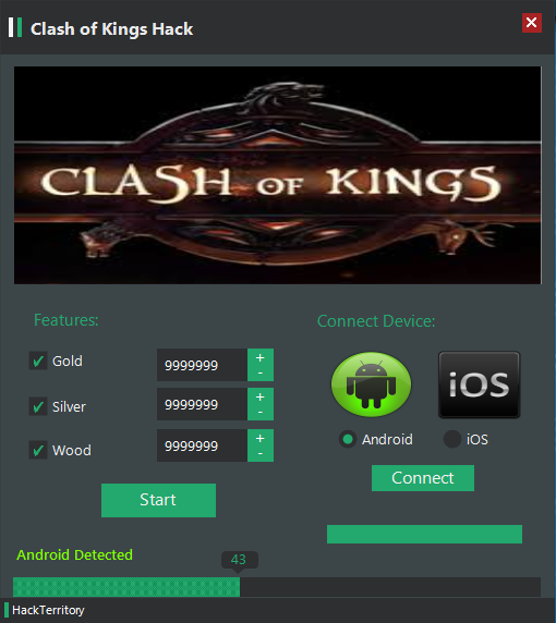Clash of Kings Cheats