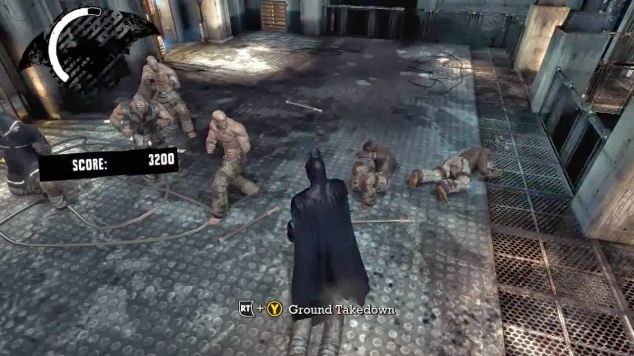 Batman Arkham Asylum Pc Free Full Game
