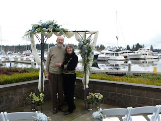 Kent Buttars and Patricia Stimac, Seattle Wedding Officiants