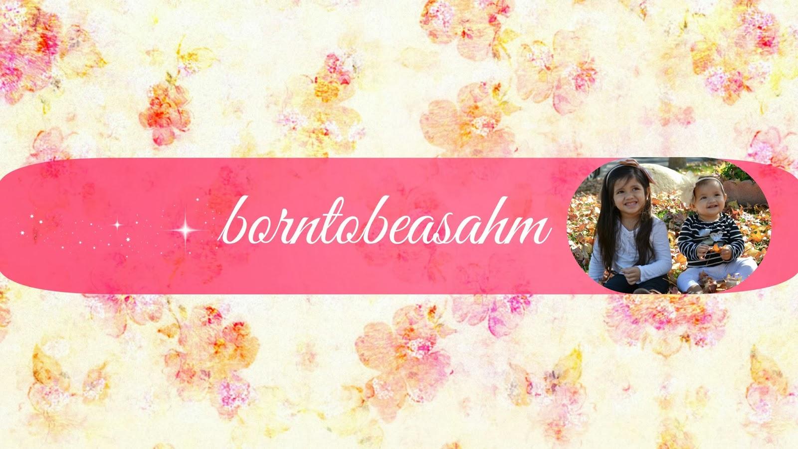 youtube.com/borntobeasahm