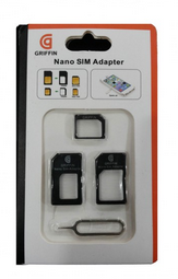 Buy Shc Griffin Nano Sim Adapter at Flat 62 % Off at Rs.74 : Buy To Earn