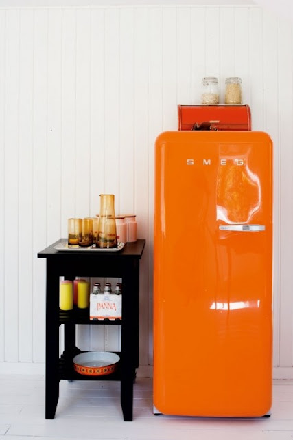 Stylish fridge