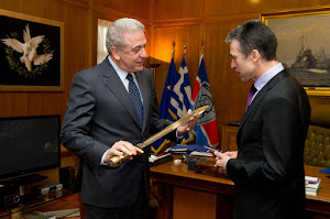 Avramopoulos`s speach during NATO meeting