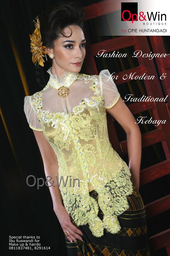 2014 Kebaya Styles for Muslim Women | New, Modern Fashion
