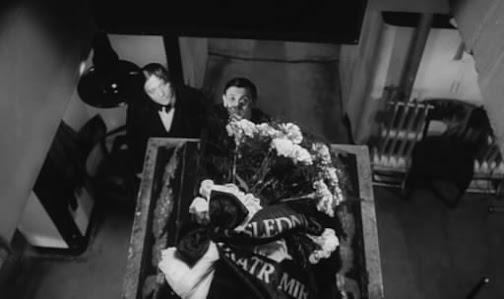 The Cremator • Spalovač mrtvol (1969)