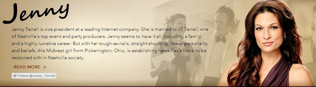 Jenny Terrell, Nashville Wives