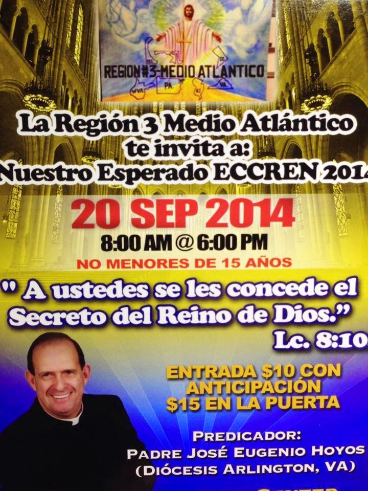 Padre Hoyos Blog: Padre Jos� E. Hoyos ser� el predicador en el ...