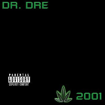 dr dre. album cover 2001 - dre album west coast - best hip hop albums