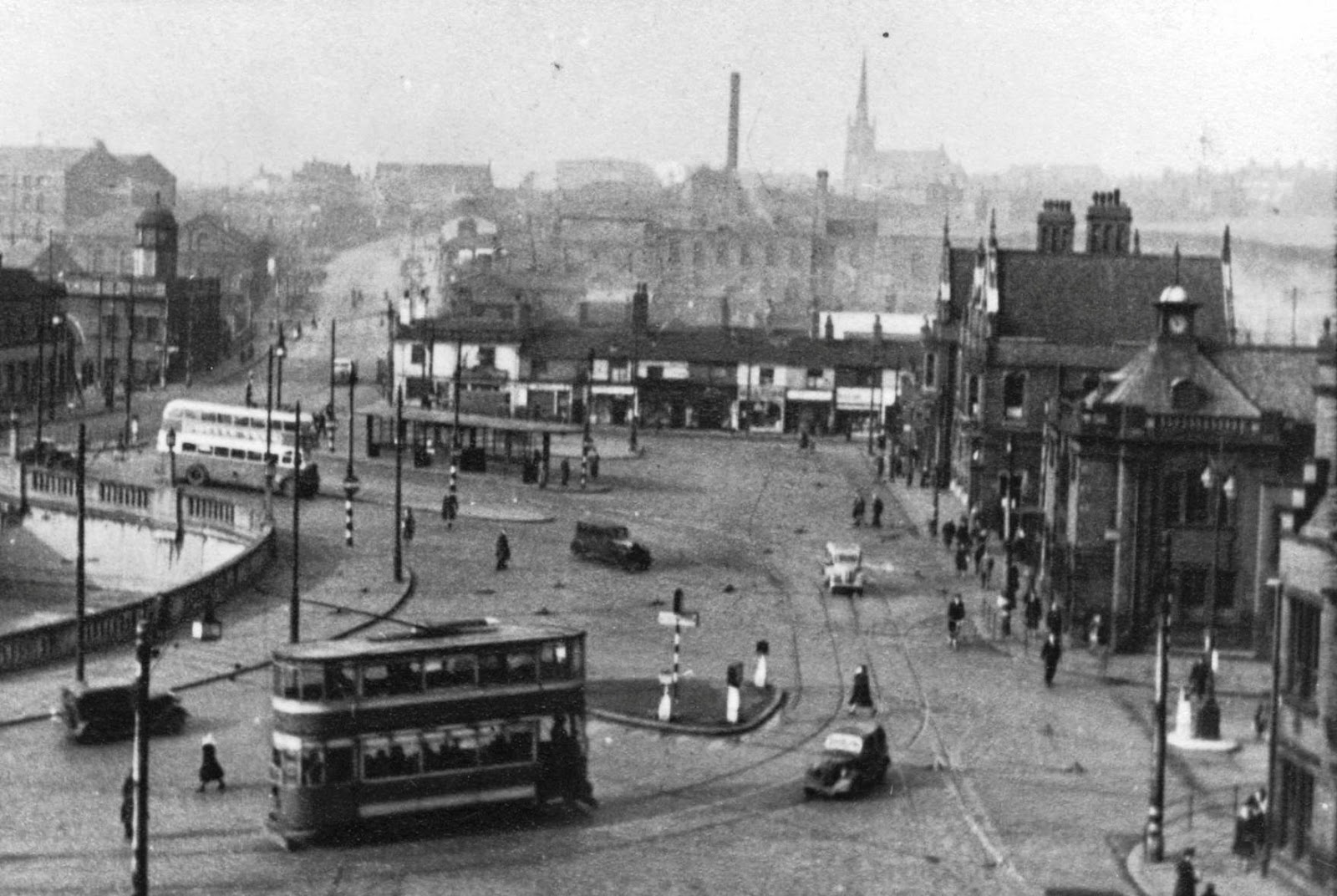 Andrew Simpson Snaps Of Stockport No 6 Of Trams And