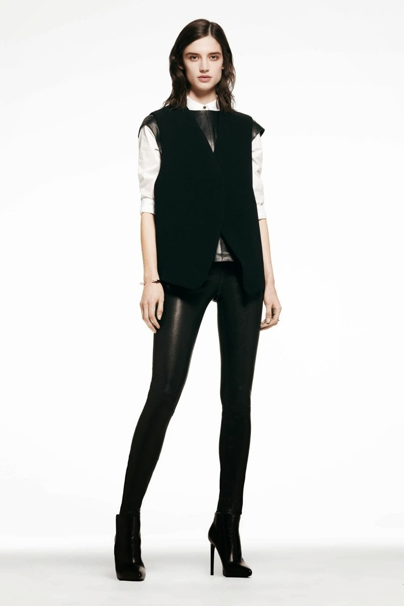 J Brand Pre-Fall 2014 Collection