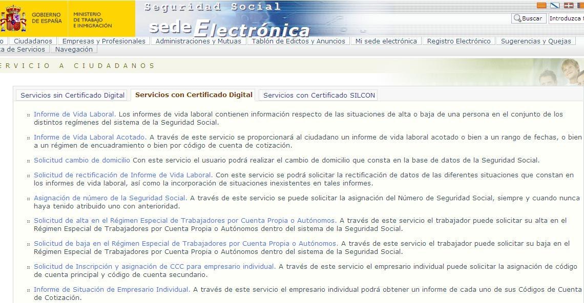 Posibilidades del certificado digital el certificado - Oficinas certificado digital ...