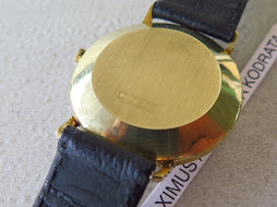 PIERRE LARO - SOLID GOLD 14K - AUTOMATIC