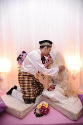 Pernikahan kami, 27.10.2011