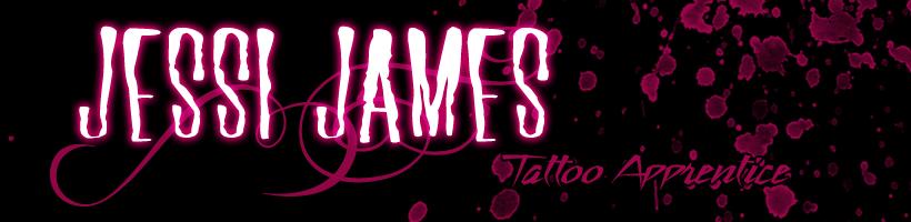 Jessi James - Tattoo Apprentice