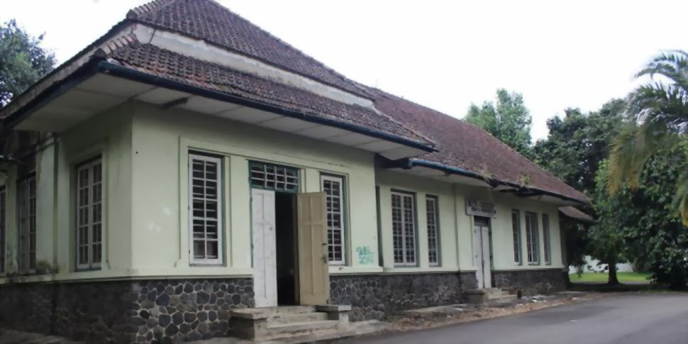 Laboratorium kosong