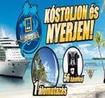 Karib-tengeri álomutazás nyeremény