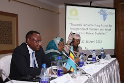 AWEPA and EALA&#39;s Regional MDG Seminar- 27th - 28th May 2012, Nairobi
