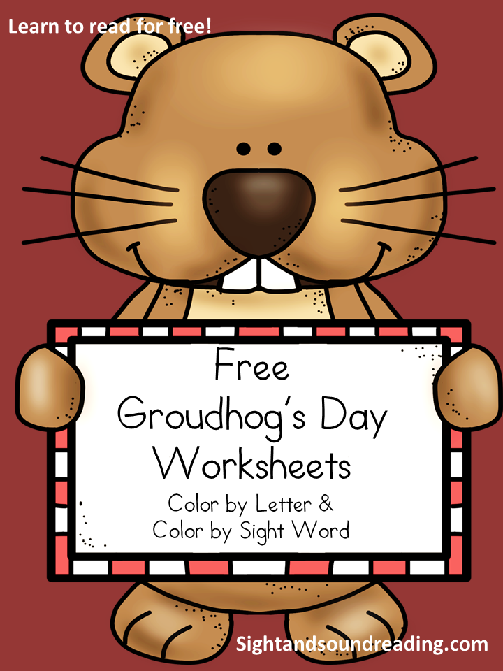 classroom freebies too free groundhog 39 s day worksheets. Black Bedroom Furniture Sets. Home Design Ideas