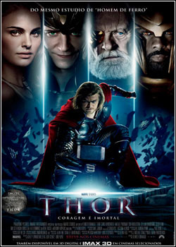 thouras Thor BDRip AVi Dual Áudio + RMVB Dublado