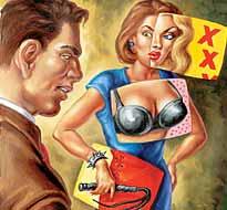 Como a lente pornográfica leva à reificação das mulheres REAIS