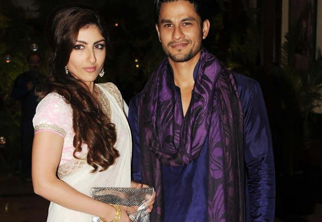 Soha Ali Khan's boy friend Kunal Khemu