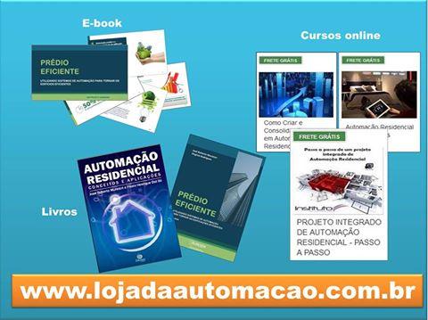 Livros, e-books e cursos