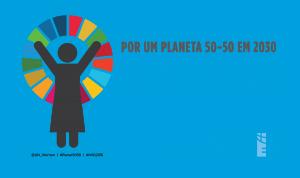 Por um Planeta 50-50 em 2030