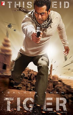 Ek Tha Tiger poster, Wallpaper first on net