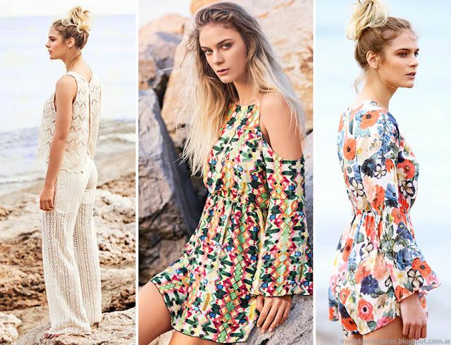 Moda primavera verano 2016. Victoria Jess primavera verano 2016.