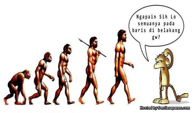 Penipuan Teori Evolusi