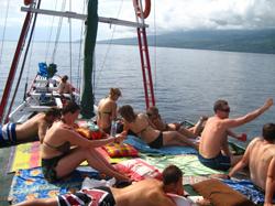 Lombok to Komodo, Rinca & Flores Sailing Cruises in 05 Days 04 Nights Adventure Trip