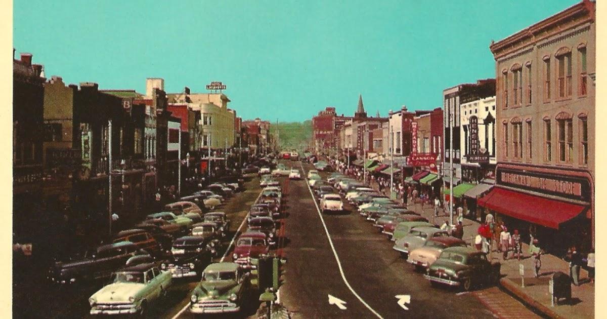 My Favorite Views North Carolina Fayetteville Hay Street