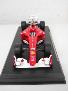 F-1 Ferrari F10