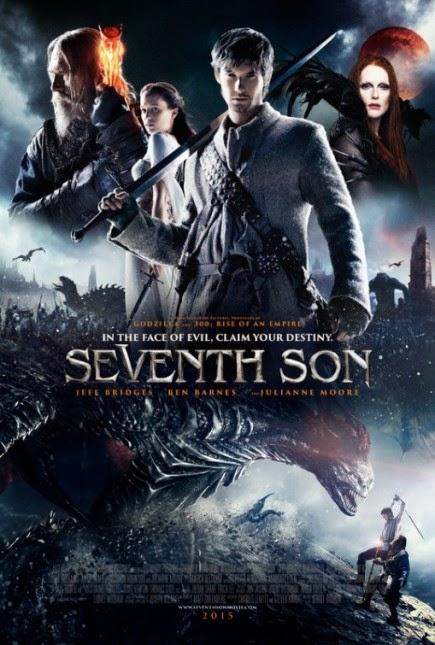 """Seventh Son (2015)"" movie review by Glen Tripollo"