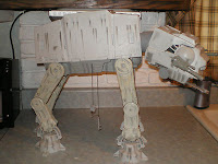 Star Wars Power of the Force AT-AT Walker Electronic