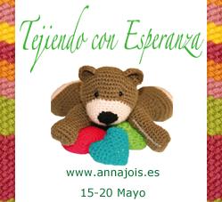 RETO de AnnaJoi's homenaje a Esperanza Rosas