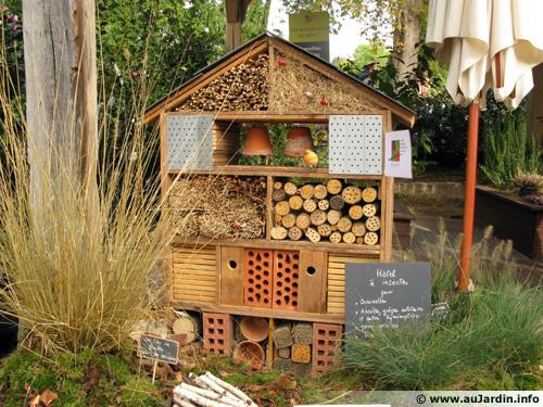L 39 claireur octobre 2012 - Construire une maison pour insectes ...