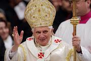 O Papa dos Senzas resignou. Bento XVI, aqui nos tens! papa