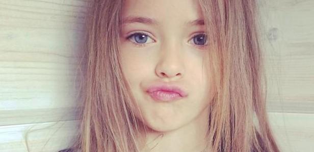 La plus belle petite fille