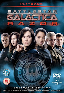 Watch Battlestar Galactica: Razor (2007) movie free online