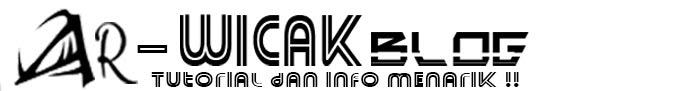 Arif wicak blog