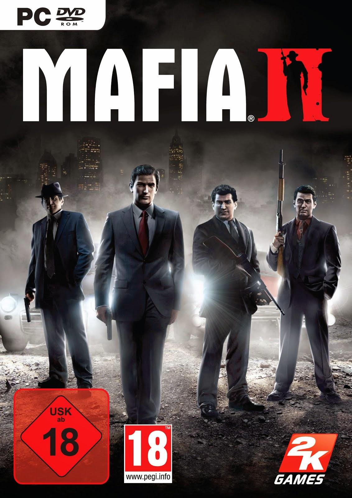 2. MAFIA II